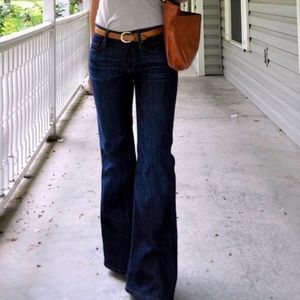Gap 1969 wide leg jeans